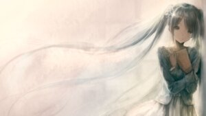 Rating: Safe Score: 40 Tags: garuku hatsune_miku vocaloid wallpaper User: saemonnokami