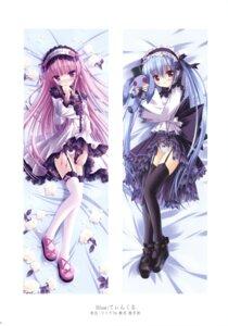 Rating: Questionable Score: 45 Tags: k-books pantsu seifuku stockings thighhighs tinkle User: WtfCakes