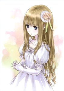 Rating: Safe Score: 38 Tags: boku_to_kimi_to_kakuusekai_to dress kazuharu_kina User: admin2
