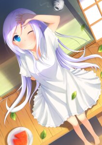 Rating: Safe Score: 35 Tags: dress netarou summer_dress User: dreamer2908