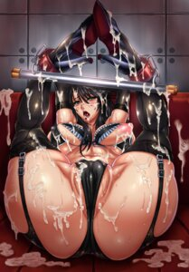 Rating: Explicit Score: 31 Tags: asagiri bondage bra cameltoe cum erect_nipples garter_belt heels nipples pantsu stockings thighhighs underboob User: demonbane1349