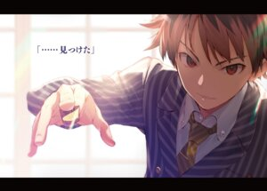 Rating: Questionable Score: 20 Tags: kuzuryuu_yaichi male ryuuou_no_oshigoto! shirabi User: kiyoe