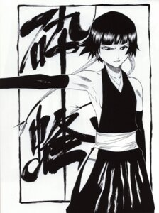 Rating: Safe Score: 6 Tags: bleach monochrome sui-feng User: Radioactive