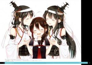 Rating: Safe Score: 12 Tags: fusou_(kancolle) kantai_collection moni naoto seifuku shigure_(kancolle) yamashiro_(kancolle) User: kiyoe
