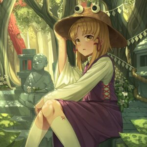 Rating: Safe Score: 18 Tags: goback moriya_suwako touhou User: Dreista