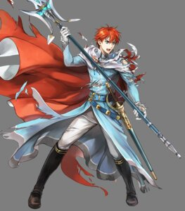 Rating: Questionable Score: 3 Tags: eliwood fire_emblem fire_emblem:_rekka_no_ken fire_emblem_heroes heels nintendo sword tagme torn_clothes uniform wada_sachiko weapon User: fly24