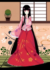 Rating: Safe Score: 26 Tags: houraisan_kaguya japanese_clothes sonic0_0 touhou User: Mr_GT