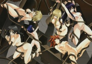 Rating: Explicit Score: 61 Tags: bondage fixed jinki_extend kawamoto_satsuki mel_j_vanette naked nipples shiba tentacles tsunashima_shirou User: dekiboy