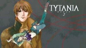 Rating: Safe Score: 3 Tags: fan_hulic lira_florenz mikimoto_haruhiko torn_clothes tytania wallpaper User: Velen