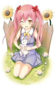 Rating: Safe Score: 29 Tags: dress emanuela_pollarola hentai_ouji_to_warawanai_neko seedkeng User: seedkeng