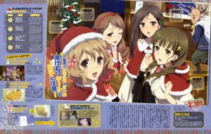 Rating: Safe Score: 9 Tags: christmas hanasaku_iroha itou_eriko matsumae_ohana oshimizu_nako tsurugi_minko wakura_yuina User: 18183720