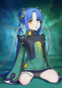 Rating: Questionable Score: 10 Tags: asian_clothes kikokugai kong_ruili nitroplus pantsu User: Radioactive