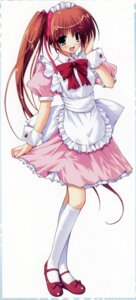 Rating: Questionable Score: 30 Tags: amane_sou momose_mio pastel waitress User: fireattack