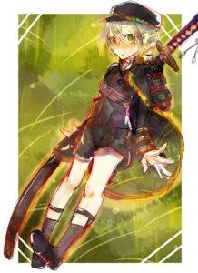 Rating: Safe Score: 11 Tags: hotaru_maru male sword touken_ranbu uniform User: joshuagraham