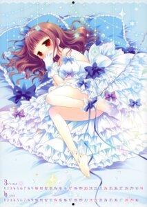 Rating: Safe Score: 37 Tags: calendar dress higanbana_no_saku_yoru_ni kusunoki_midori lolita_fashion sakurazawa_izumi User: JamesXeno