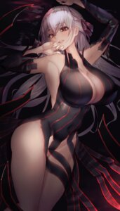 Rating: Questionable Score: 81 Tags: cleavage dress fate/stay_night fate/stay_night_heaven's_feel matou_sakura no_bra nopan plaster_(2501) User: Mr_GT