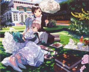 Rating: Safe Score: 12 Tags: dress gosick kujo_kazuya lolita_fashion takeda_hinata victorica_de_broix User: Radioactive