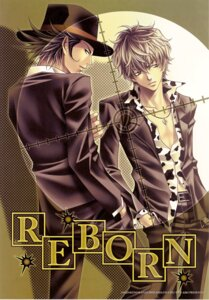 Rating: Safe Score: 4 Tags: katekyo_hitman_reborn! lambo male ren_aiki User: Radioactive