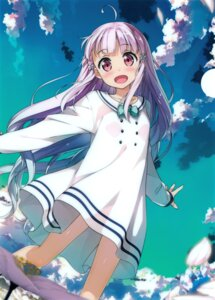 Rating: Safe Score: 125 Tags: dress glass_no_hana_to_kowasu_sekai kantoku remo_(garakowa) User: Hatsukoi
