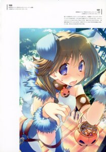 Rating: Questionable Score: 14 Tags: amaduyu_tatsuki halloween komaki_ikuno to_heart_(series) to_heart_2 User: Radioactive