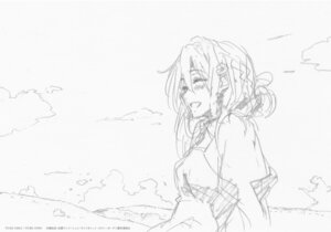 Rating: Safe Score: 13 Tags: monochrome sketch violet_evergarden violet_evergarden_(character) User: tuyenoaminhnhan