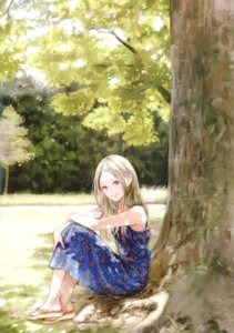 Rating: Safe Score: 41 Tags: dress kishida_mel maigo_tsuushin User: androgyne