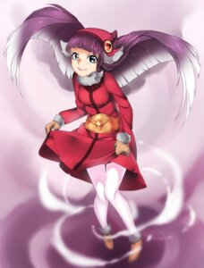 Rating: Safe Score: 7 Tags: matemi megaten pantyhose shin_megami_tensei wings User: Mr_GT