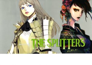 Rating: Safe Score: 4 Tags: armor japanese_clothes sayaka the_splitters v8 User: Radioactive