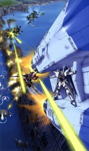 Rating: Safe Score: 5 Tags: freedom_gundam gundam gundam_seed justice_gundam mecha User: Radioactive