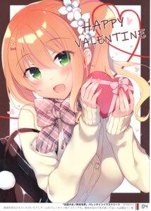 Rating: Safe Score: 26 Tags: 23.4° ichiri seifuku sweater tagme valentine User: kiyoe