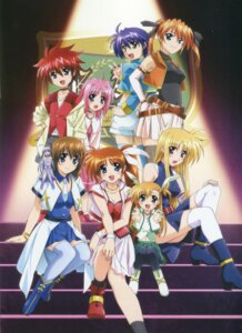 Rating: Safe Score: 23 Tags: caro_ru_lushe erio_mondial fate_testarossa heterochromia mahou_shoujo_lyrical_nanoha mahou_shoujo_lyrical_nanoha_strikers reinforce_zwei screening subaru_nakajima takamachi_nanoha teana_lanster vivio yagami_hayate User: Sakura18