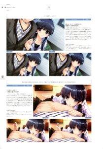 Rating: Questionable Score: 14 Tags: hasekura_airi misaki_kurehito ushinawareta_mirai_wo_motomete User: Twinsenzw