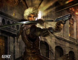 Rating: Safe Score: 12 Tags: gun gunz male sword tagme wallpaper User: Azarel