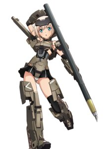 Rating: Questionable Score: 6 Tags: frame_arms_girl gourai pantsu User: Halcon_Negro