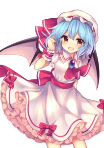 Rating: Safe Score: 24 Tags: remilia_scarlet ruhika touhou wings User: aaayu