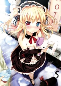 Rating: Safe Score: 106 Tags: boku_wa_tomodachi_ga_sukunai dress hasegawa_kobato heterochromia xephonia User: blooregardo