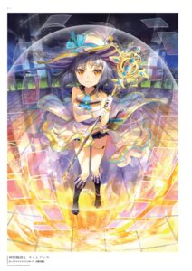 Rating: Questionable Score: 24 Tags: dress fuumi weapon User: Twinsenzw