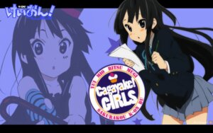 Rating: Safe Score: 9 Tags: akiyama_mio k-on! seifuku wallpaper User: withul
