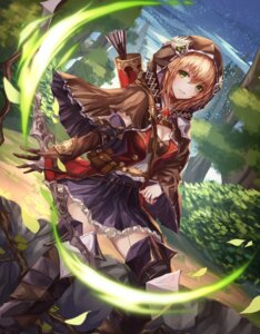 Rating: Safe Score: 10 Tags: cleavage garter luc_(kor) thighhighs weapon User: Mr_GT