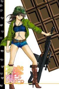 Rating: Safe Score: 6 Tags: gun hatsukoi_limited yamamoto_misaki User: Binabik