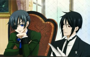 Rating: Safe Score: 11 Tags: ciel_phantomhive eyepatch kuroshitsuji male sebastian_michaelis User: Radioactive