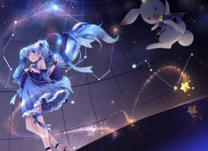 Rating: Safe Score: 30 Tags: hatsune_miku hmniao vocaloid yuki_miku User: Mr_GT