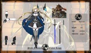 Rating: Safe Score: 32 Tags: armeechef pixiv_fantasia pixiv_fantasia_fallen_kings saberiii sword User: JCorange