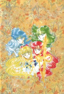 Rating: Safe Score: 4 Tags: aino_minako hino_rei kino_makoto mizuno_ami sailor_moon takeuchi_naoko User: Radioactive