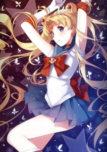 Rating: Safe Score: 50 Tags: caidychen sailor_moon tsukino_usagi User: blooregardo