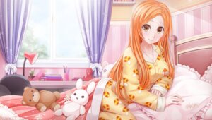 Rating: Safe Score: 28 Tags: bleach inoue_orihime pajama sunimu User: Mr_GT