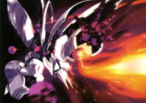 Rating: Safe Score: 7 Tags: gundam mecha qubeley zeta_gundam User: drop