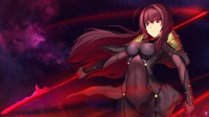 Rating: Safe Score: 59 Tags: armor bodysuit fate/grand_order fate/stay_night mahousho scathach_(fate/grand_order) weapon User: RyuZU
