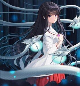 Rating: Safe Score: 39 Tags: inuyasha kikyo miko monster nri User: Arsy