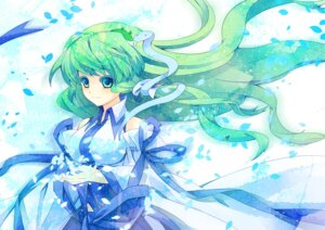 Rating: Safe Score: 12 Tags: aya003030 kochiya_sanae touhou User: Radioactive